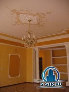"""Коттедж в классическом стиле  """" Ремонт и отделка офиса, ремонт квартир..."""